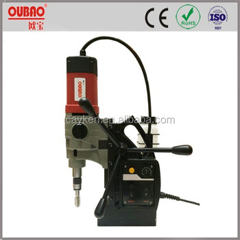 OUBAO automatic feed magnetic drill press OB-300/2RLO