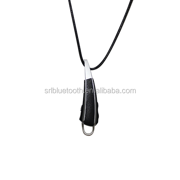 Original manufacturer wireless Bluetooth earphone R-15 can decorate as necklace, easy to carry