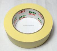 Automotive Masking Tape Premium Light Yellow11/2