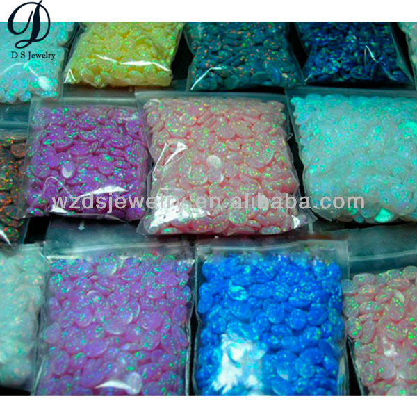 welo synthetic opal beads,opal stone