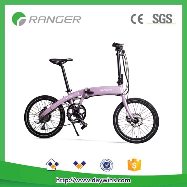 20 inch mini folding bike, foldable electric bike