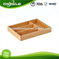 Buy hot sale kitchen bamboo organizer in China on Alibaba.com