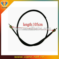 various motorcycle model parts GY6 125cc motorcycle tachometer cable