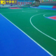 Multi Functional Modular Interlocking Sports Court Floor