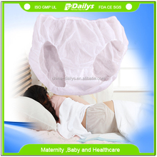 Good quality disposable non woven underwear