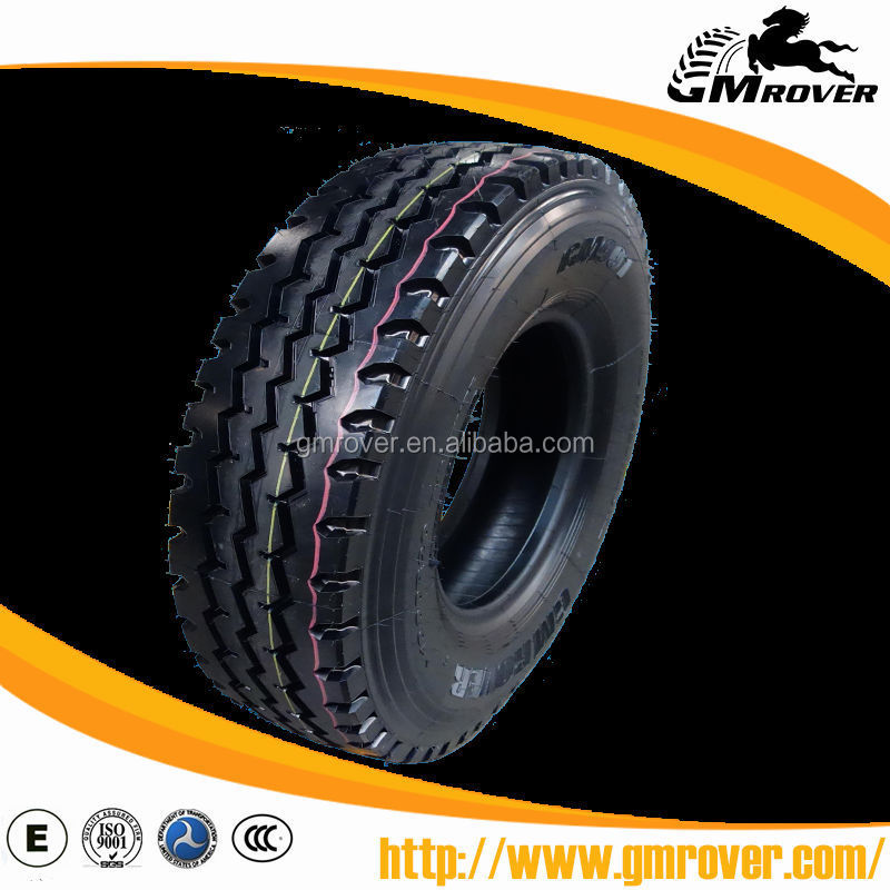 top quality GM ROVER BRAND 295/80r22.5 315/r80r22.5 truck tires pneus