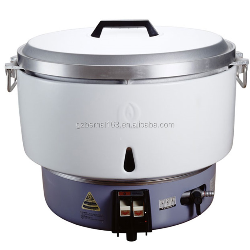 15L, 80 people gas rice cooker, big size rice cooker