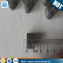 High quality filter elements metal snow foam lance stainless steel compressed wire mesh filter
