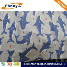 2017 Latest Product Baby Shark Fabric