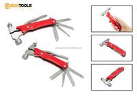 NEW ARRIVAL survival hammer mutli tools Unique design
