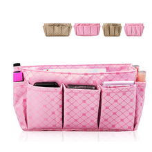 Travel Men Waterproof Cosmetic Makeup Bag in Bag Organizer