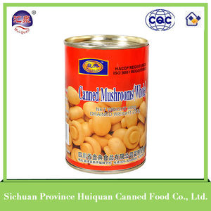 Wholesale new age products canned mushrooms slices
