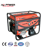 home use 5kw gasoline engine generator