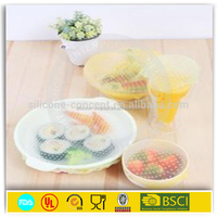 Personalized New Products food grade silicone wrap silicone fresh wrap for food wrapping