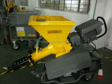 15m mortar plastering machine for wall