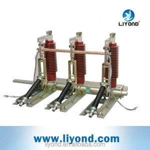 JN22 40.5kV 3 Pole Indoor AC High Voltage Earth Switch