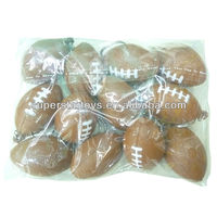 5cm PU stress rugby ball for promotion gift