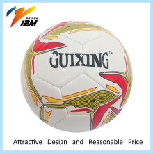Official size 5 High Quality Ratent TPU Leather Football