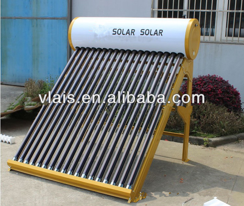 2014 new designed energy saving solar water heater/cheap solar energy water heater/sunny solar water heater