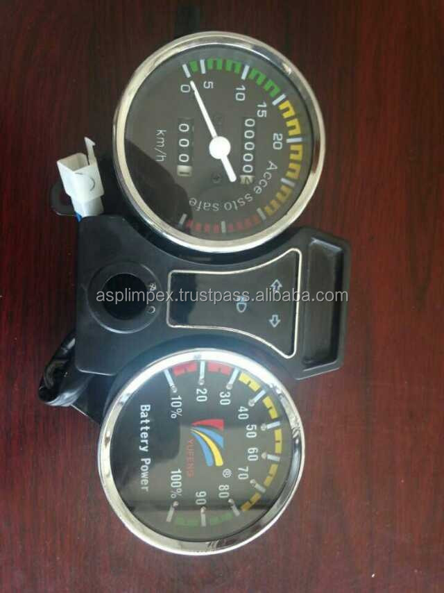 Meter km reading rickshaw auto spare parts