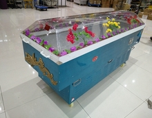 Adult funeral caskets coffins for the dead