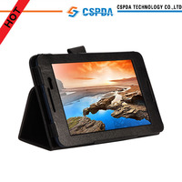New arrival back stand leather case for Lenovo Tab A7-50 A3500 7 inch tablet