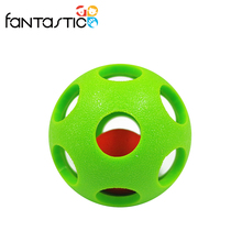 pet training products durable TPR teeth cleaning toys dog chewing ball
