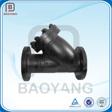 ISO High quality customized ductile iron sand check valve