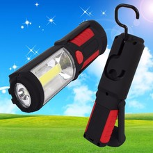 Passerby B73 Strong magnetic clip base 10W COB Working lamp Multi-function LED car light