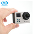 Zxs Wifi 4K Dual Screen Action Camera,170 Ultra-Wide Angle Action Camera Rohs Ultra Hd 4K