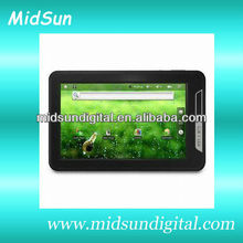 7 inch Allwinner A20 dual core tablet with CPU 1.5G Android 4.2 OS
