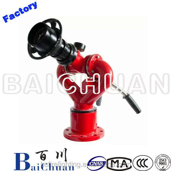Cheap Factory Price Fire Monitor Of Fire Fighting Nozzle Air Riffle