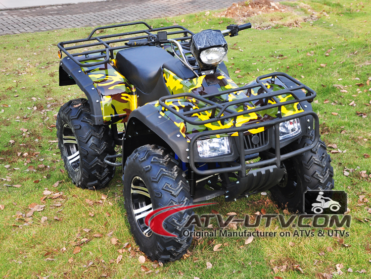 2200W EEC 4 wheel electric atv/quad/quad bike/motorcycle for adults