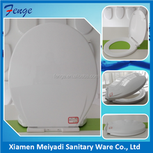 India style sandwich type quick release and soft close cera toilet seat cover