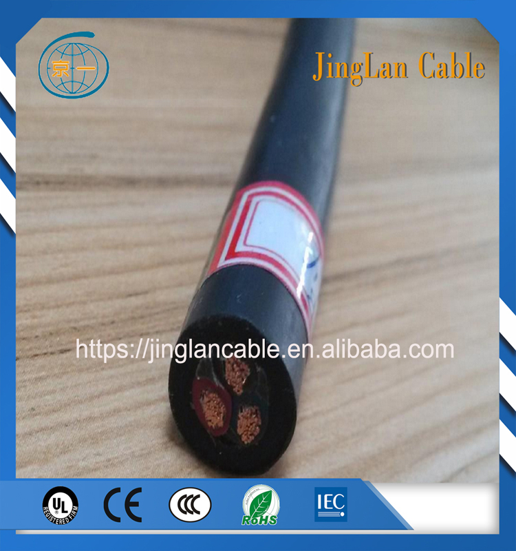 H07RN-F 1 core 2.5mm flexible copper rubber power cable 450/750V