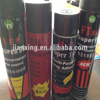 Textile Spraying Adhesive Glue for Embroidery