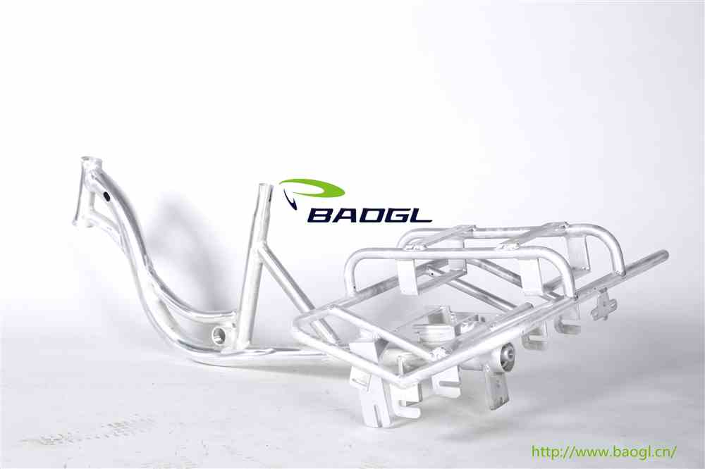 BAOGL bicycle frame for dirt bikes for sale big wheel pit bike