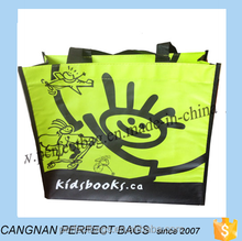 China Small Customized Laminated Non Woven Promotion bag