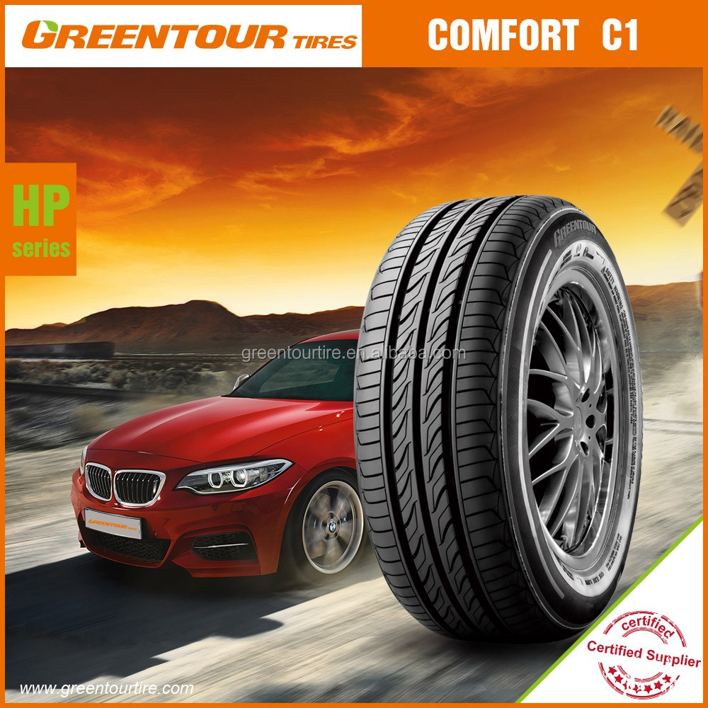 Passenger car COMFORT C1 semi steel radial good quality car tires