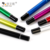 Innovative New Products High Quality Colored Simple Slim Black Blue Ink Plastic Gel Pen