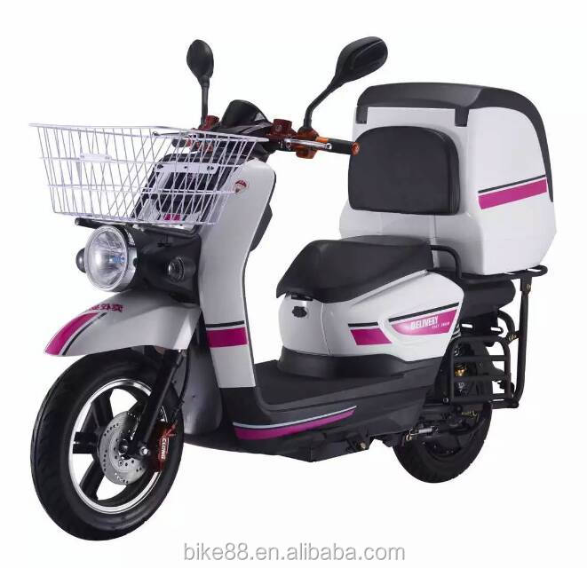 China Cheap Electric Food Delivery Motorcycles