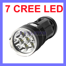 14000LM High Brightness 18650 Battery Power Hiking Biking High Power LED Torch