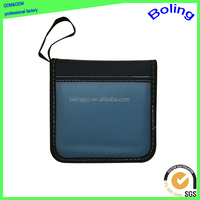 oxford cloth CD storage case PP CD zipper bag