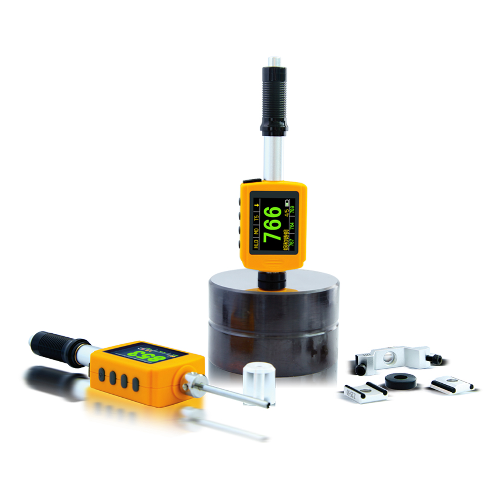 portable vicker hardness tester