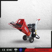 GS650 Small Forestry Use Low Fuel Consumption Gasoline Wood Chipper Machine 6.5 HP