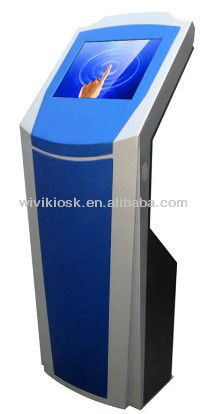 19inch indoor computer kiosk desk for sale