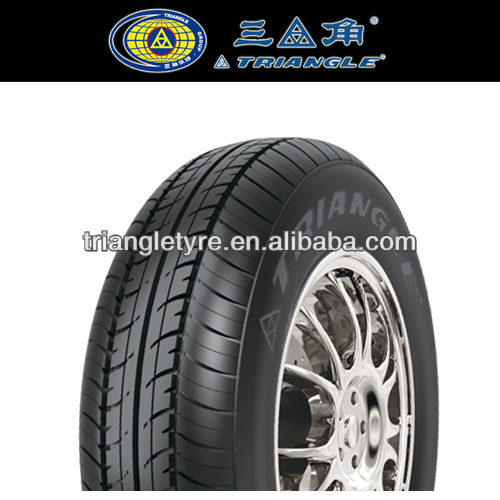 155/65R13 165/65R13 165/70R13 TRIANGLE CAR TIRES ON VANS MADE IN CHINA