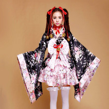 High Quality Sexy Dress Lolita Maid Dress Lolita Kimono Costume Anime Cosplay Costume Halloween Costume Sexy Fancy Dress