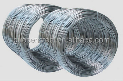 low carbon steel metal wire rod nail wire for nail making material