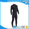 CE/ ISO9001 Certificate customized Super stretchy neoprene fabric surfing wetsuit with plus size